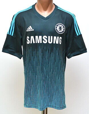 Chelsea London 2014/2015 Third Football Shirt Jersey Adidas Size L Adult