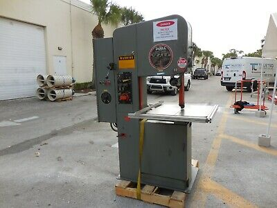 ****Do-All Band Saw Model 2013-A Variable Speed *****