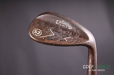 Callaway X-Forged Vintage Gap Wedge 52° Right-Handed Steel Golf Club #1883