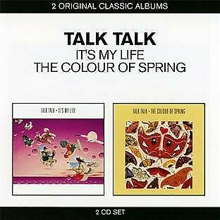 211248 Talk Talk - It's My Life / The Colour Of Spring (2 Cd) (CD)