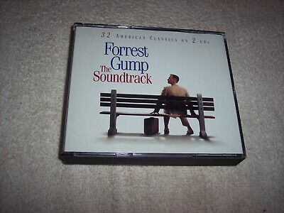 Cd<<Forrest Gump The Soundtrack...32 American Classics On 2 Cd's    #2