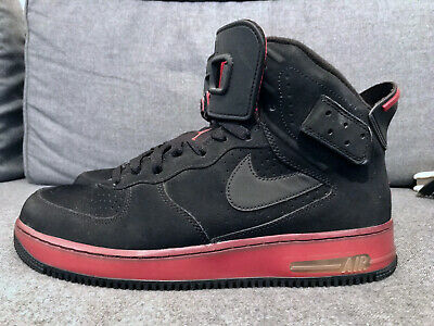 info for 509a1 6a409 Nike Air Jordan Fusion 6 Black Varsity Red AJF 6 Infrared 343064-062 Size