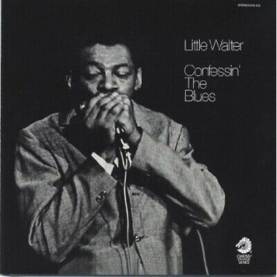 Little Walter - Confessin' The Blues (CD Used Very Good)