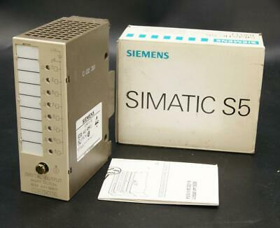 Siemens Simatic S5  6ES5 441-8MA11 Digital Output Module ***NEW***