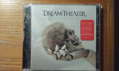 DREAM THEATER - Distance Over Time - CD NEW RELEASE * SEALED*