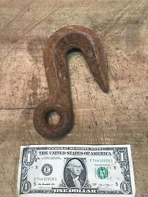 *Barn Find* Antique Hook. Farm/Decor/Farming/Primitive/Old/Vintage/Farm House.