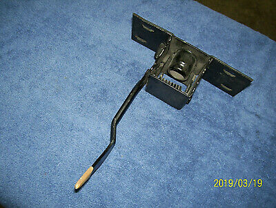 Falcon,Ranchero,Ford Hood Latch W/ Release Lever,1962,63