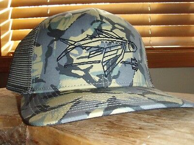 54e756513d85c PATAGONIA GEODESIC FLYING Fish Trucker Hat -  185.00