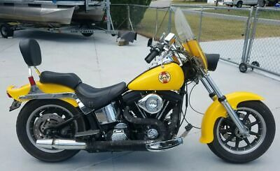 1991 Harley-Davidson Softail  Harley-Davidson Softail Fast and Loud