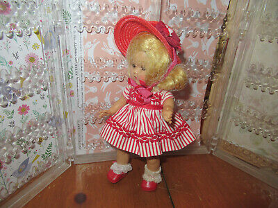 "VINTAGE VOGUE GINNY SPRING SUMMER FUN 8"" 1950-60s original ТАGGED OUTFIT NO DOLL"