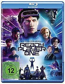 Ready Player One [Blu-ray] by Spielberg, Steven | DVD | condition good