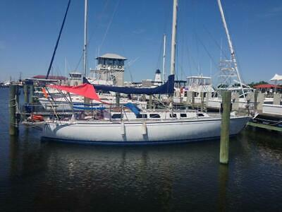 1978 C&C Design Custom Built Blue Water Cutter Rigged Cruiser 41' Ready to Sail!