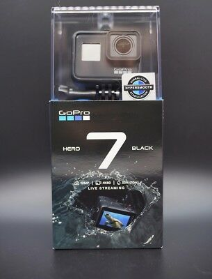 Brand New! GoPro HERO 7 Black 12MP 4K Ultra HD Action Camera UK Free Delivery!