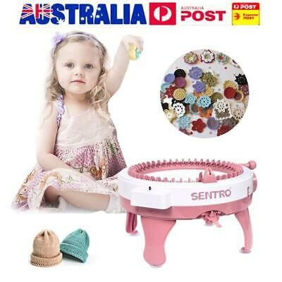 Smart Weaver Knitting Kit Machine For Kids Quick Knit Loom Easy To Use DIY