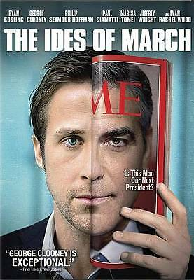 The Ides of March (DVD, 2012) Brand New/SEALED*  FAST FREE SHIPPING!