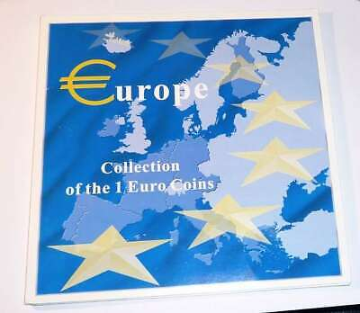 Europe Collection of the 1 Euro coins