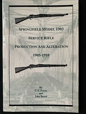 SPRINGFIELD RESEARCH SERVICE Serial numbers plus additional