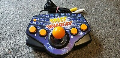 Retro Space Invaders video game joystick For Your TV