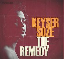 The Remedy by Keyser Soze | CD | condition acceptable