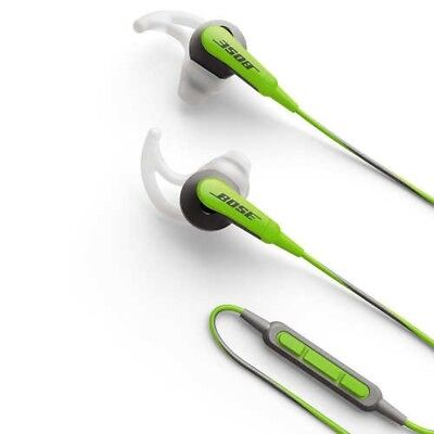 Bose SoundSport in-ear headphones Green Samsung Android Fast Shipping Japan EMS