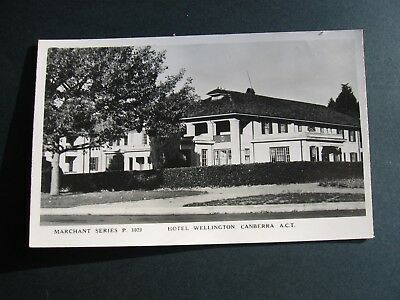Hotel Wellington, Canberra, ACT . Marchant's Snapshot, Gawler