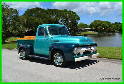 1954 Ford F-100 1954 Ford F100 352 V8 updated Fi-Tec fuel injection overdrive