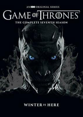Game of Thrones: The Complete Seventh Season =Region 2 DVD,sealed=