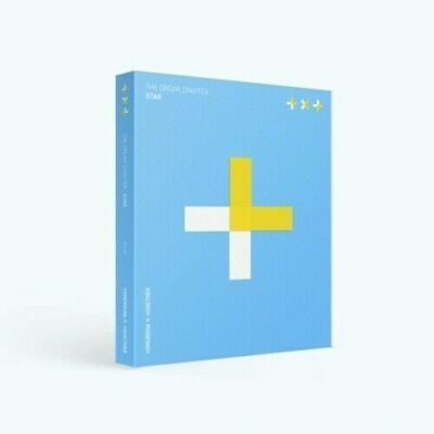 NEW TXT The Dream Chapter:Star CD+Photobook+PhotoCard+Transparent+Sticker