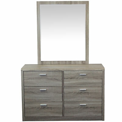 NEW Coby Dressing Table with Mirror - By Designs,Dressing Tables