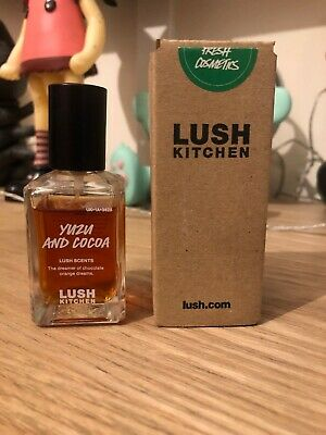 Lush Yuzu And Cocoa Sold Out Rare LE