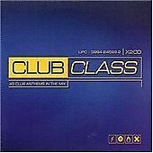 """""""CLUB CLASS""""- 4- Drum & Bass/House Club Anthems In The Mix-BRAND NEW 2CD 1998"""