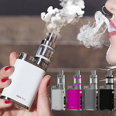 New high power iStick Pico 75W  Mod Electronic kit pink white black gray