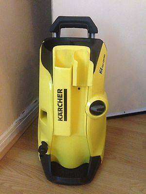 Karcher k4 full control pressure washer 1800w 130 bar