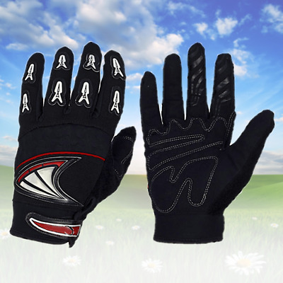 Motorcycle Sports Warm Full Finger Glove Racing Cycling Bicycle MTB Bike Gloves