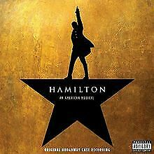Hamilton by Soundtrack | CD | condition very good