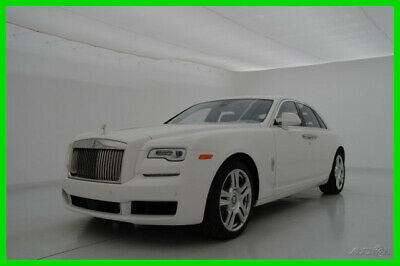 2018 Rolls-Royce Ghost  2018 18 ROLLS ROYCE GHOST * BRAND NEW * STUNNING COLORS * VENTILATED SEATS