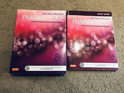 Pharmacology: A Patient- Centered Nursing Process Approach 8th Edition W/ Study