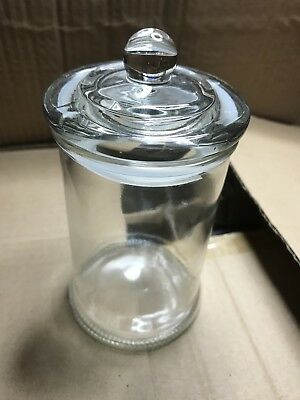Metro Glass Candle Jars with Ball Lid 12 pcs Large BELOW COST ..PICKUP ONLY