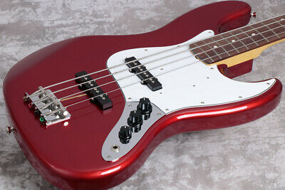 FENDER JAPAN 2017 Made in Japan Traditional 60s Jazz Bass Candy Apple Red