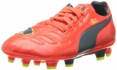 52f1a8cb9 PUMA JR EVOPOWER 1.2 Firm Ground Soccer Shoes - Cleats 103422-01 ...