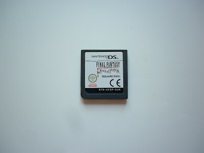 Final Fantasy Crystal Chronicles Ring of Fates Jeu Nintendo DS