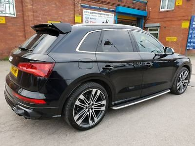audi q5 abt rear roof spoiler eur 75 21 picclick fr. Black Bedroom Furniture Sets. Home Design Ideas