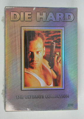 Die Hard Ultimate Collection DVD 6-Disc Set NEW Factory Sealed Bruce Willis