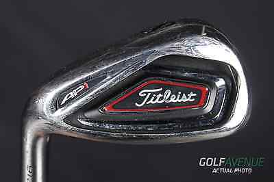 Titleist AP1 716 2016 Iron Set 4-PW and W Regular LH Steel Golf Clubs #2765