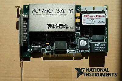 National Instruments PCI-MIO-16XE-10
