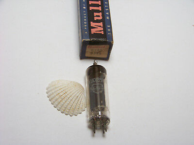 1963 MULLARD 35W4 HY90 Vtg Stereo Amp Vacuum Tube Replacement OEM Part NOS NIB