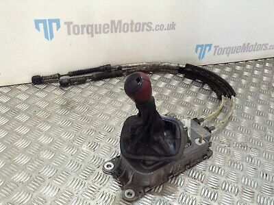 Seat Leon Cupra R Gear selector complete with cables, Gaiter & Knob