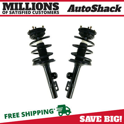 Front Pair (2) Complete Struts Assembly w/coil springs Fits 05-07 Ford Freestyle