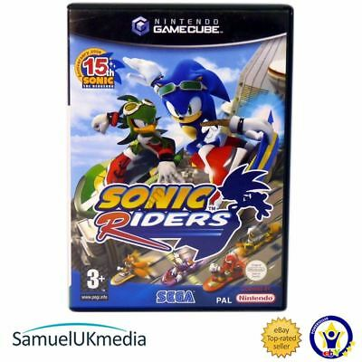 Sonic Riders (GameCube) **GREAT CONDITION!**