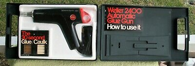 Weller 2400 Automatic Glue Gun -- L@@K Nice